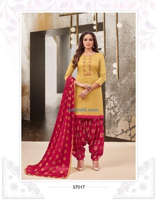 Pure Cotton Printed DRess Materials Wholesale On Online